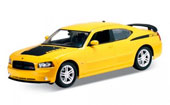 Welly. Модель 1:24 DODGE 2006 CHARGER DAYTONA 22476R-W
