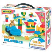 Конструктор Mini blocks малый Тигрес Wader Польша 41350
