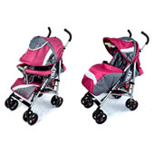 Коляска-трость Baby Tilly Rider BT-SB-0002 DARK RED